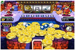 Christmas and coins screenshot 1